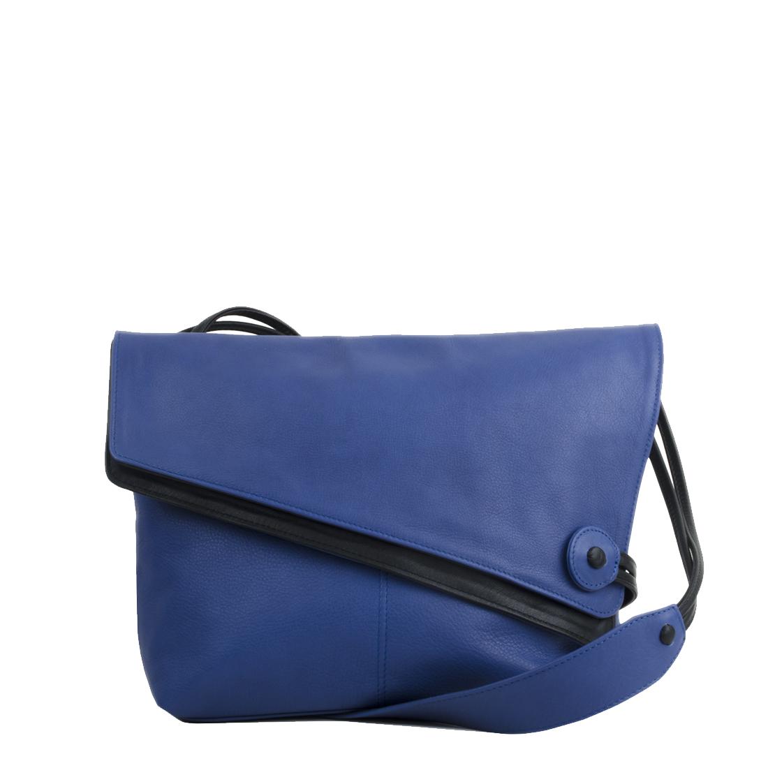 Lindsay Blue Across Body Bag