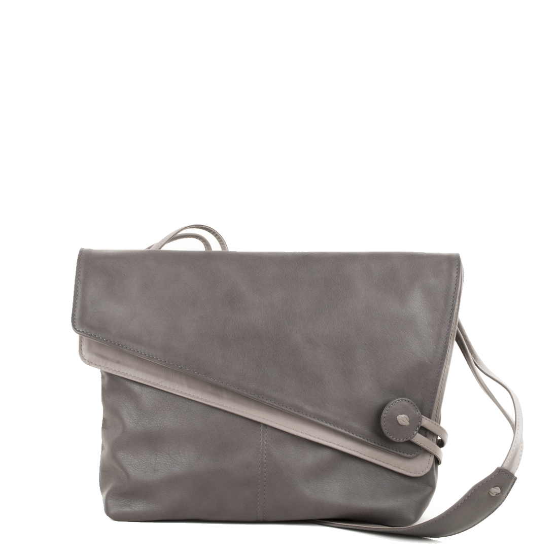 Lindsay Grigio with taupe
