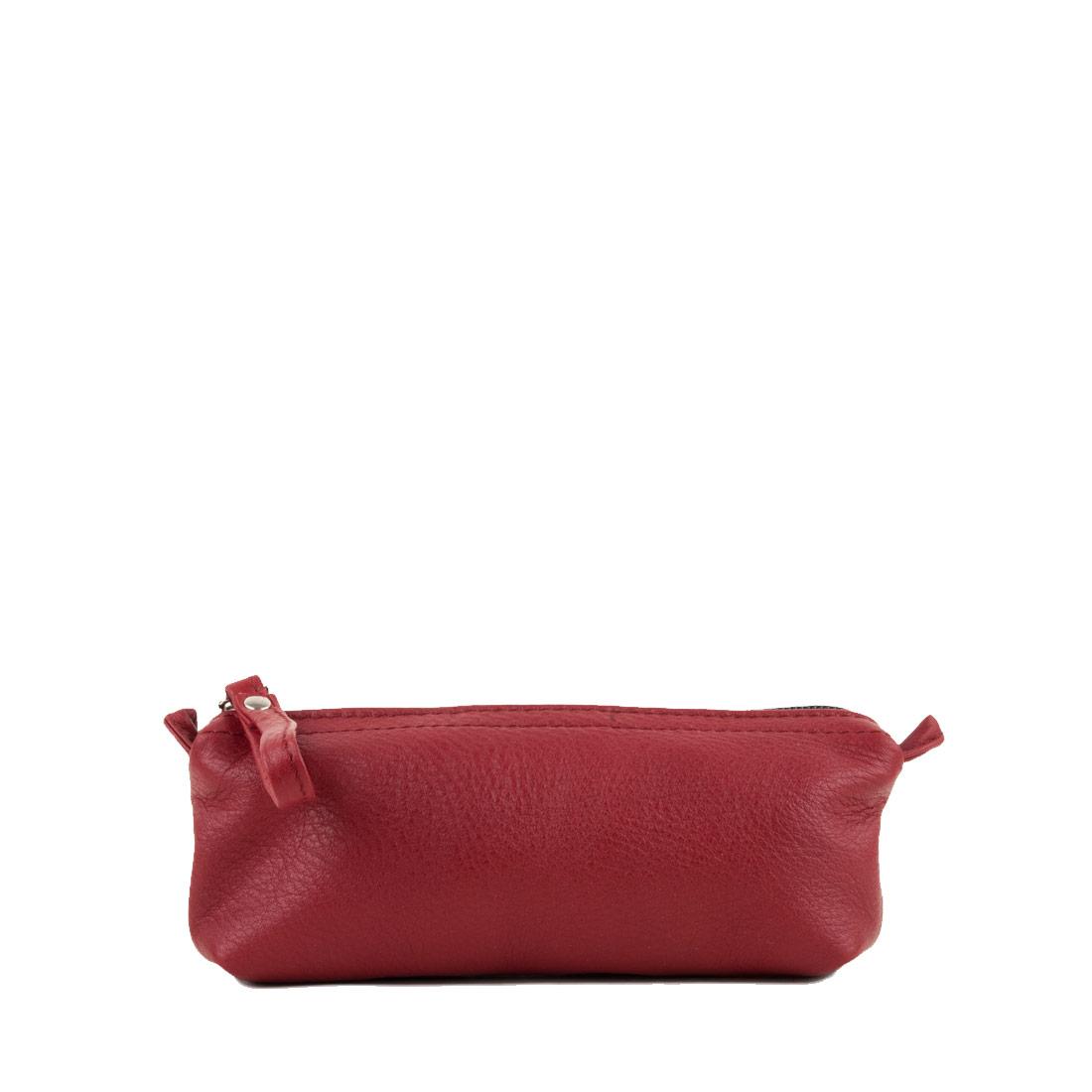 Make Up Bag in Red
