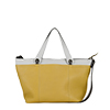 Lucy Yellow Polvere Leather Tote Bag