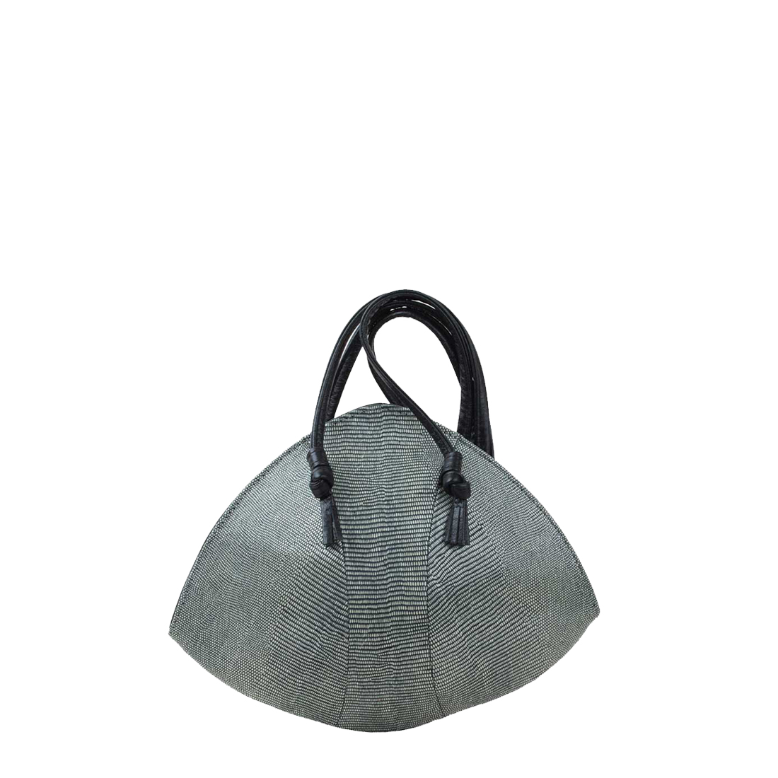 Bulb Courmayeur Leather Evening Shoulder Bag