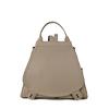 Daliya Lino Leather Backpack