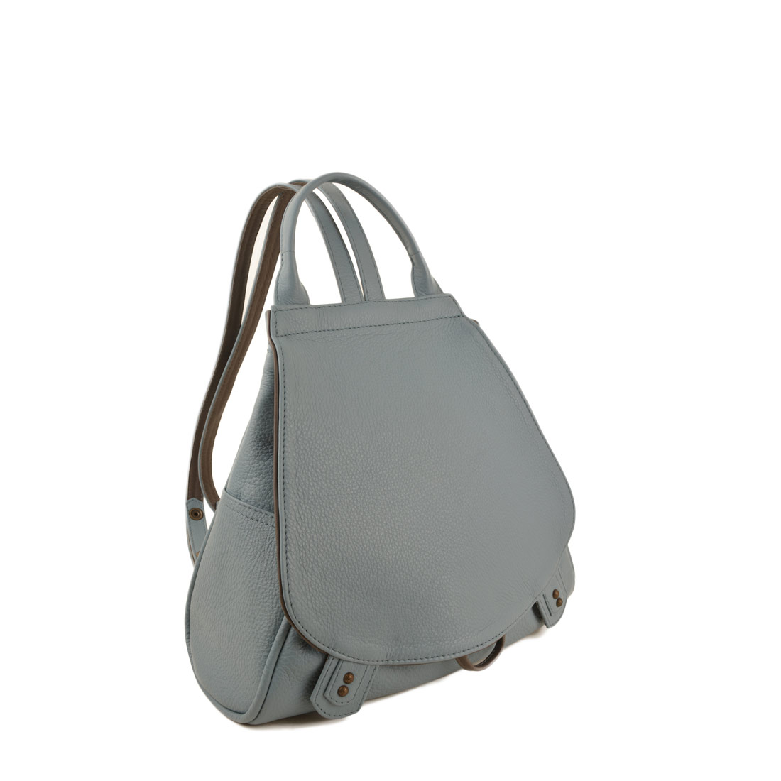 Daliya Niagra Leather Backpack