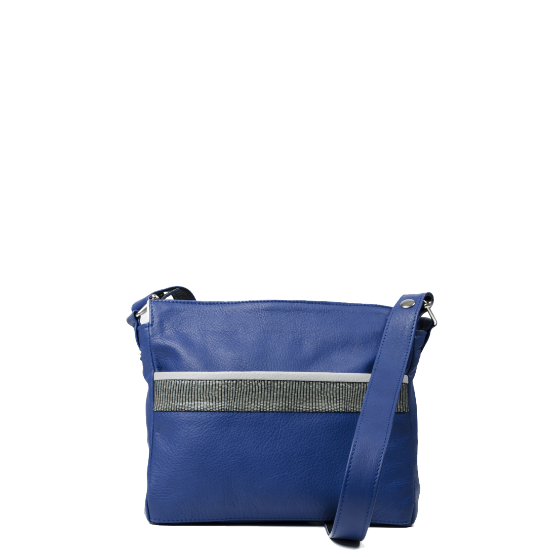 Layla Blue Across Body Bag