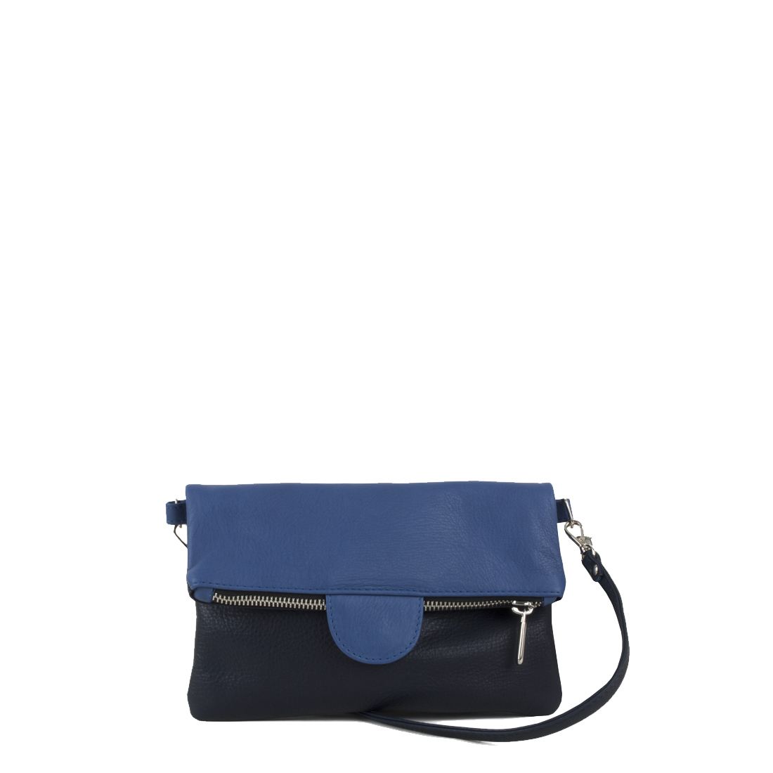 Lilly Navy Blue Across Body Bag