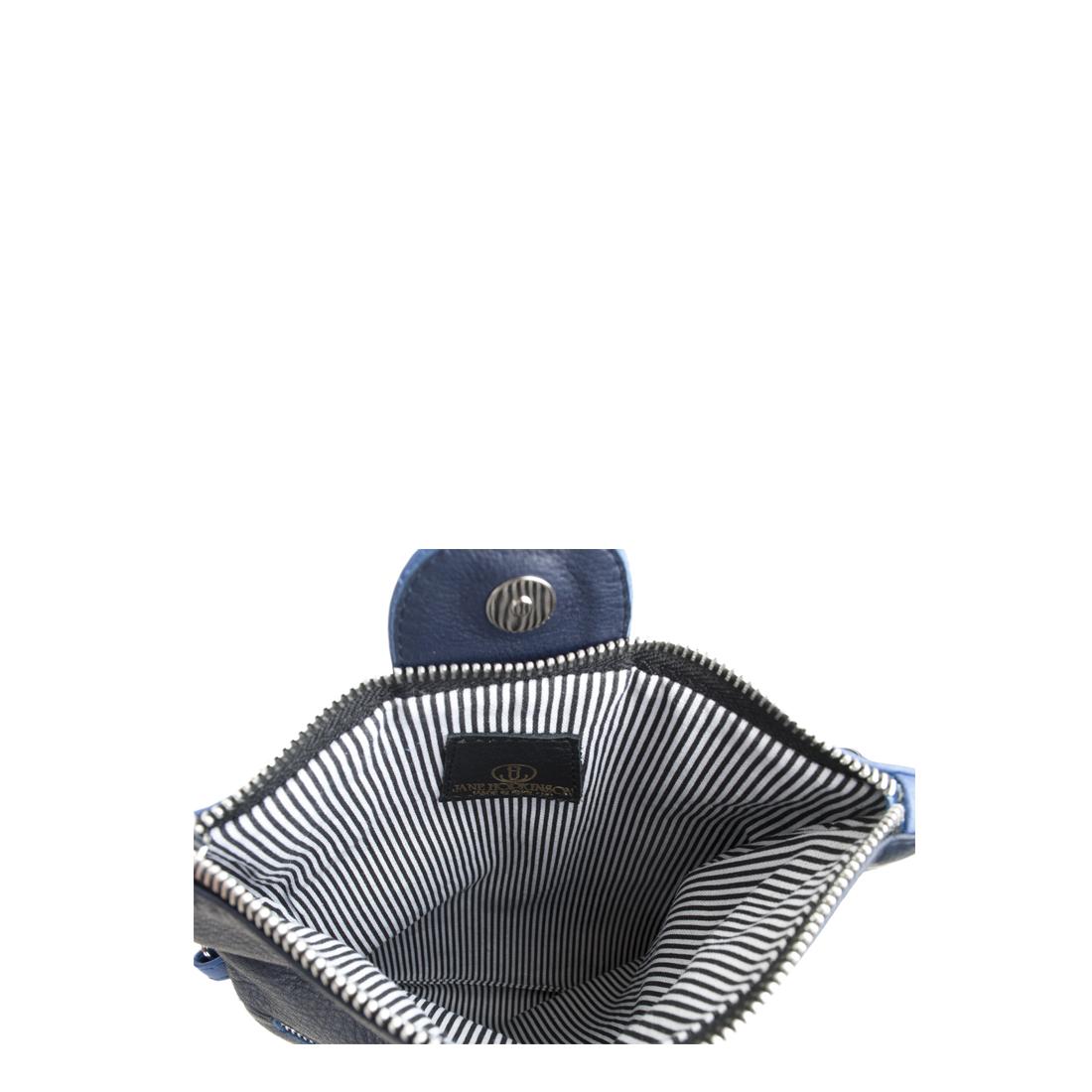 Lilly Navy Blue Across Body Bag
