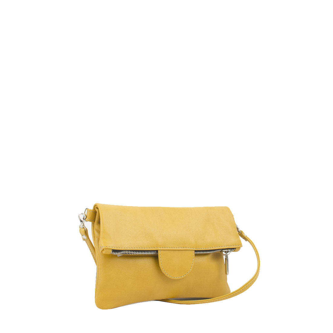 Lilly Yellow Across Body Bag