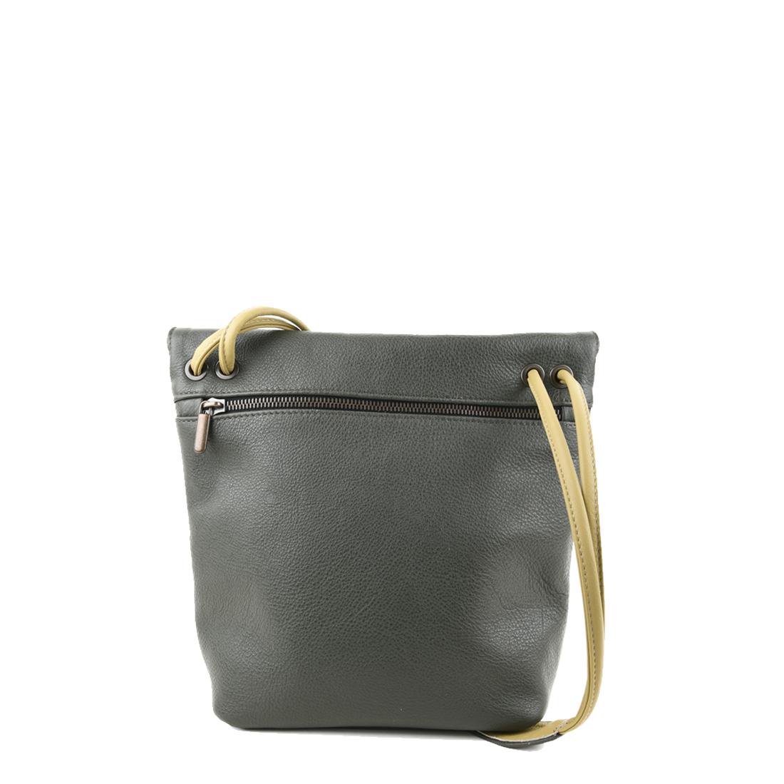 Louise Loden Lime Across Body Bag