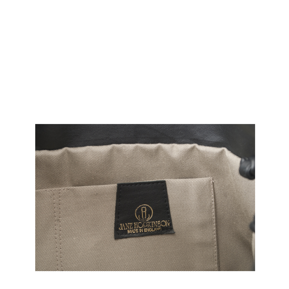Matilda Grigio Leather Shoulder Bag