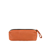 Make Up Bag in Orange / Grigio