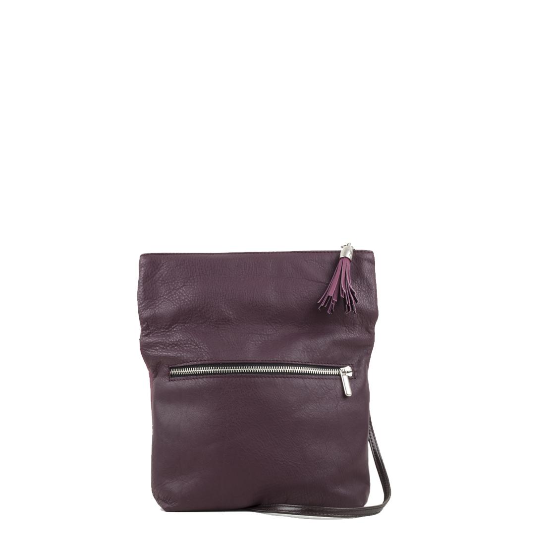 Sofia Magenta Across Body Bag