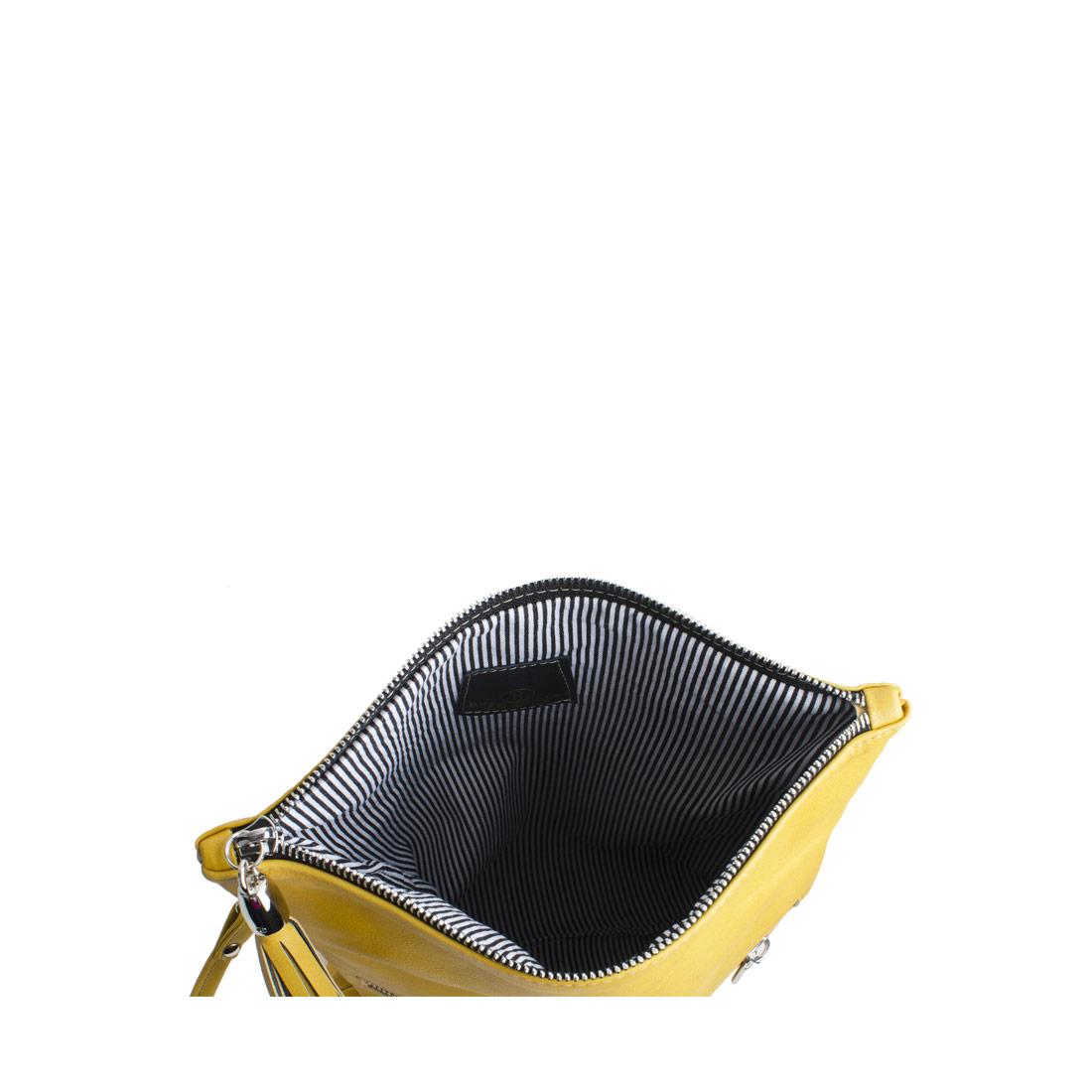 Sofia Yellow Across Body Bag